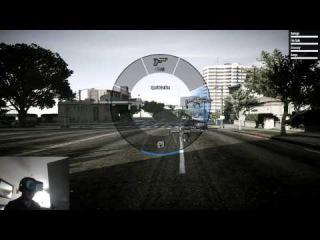 Как играть в VR очках виртуальной реальности в GTA 5