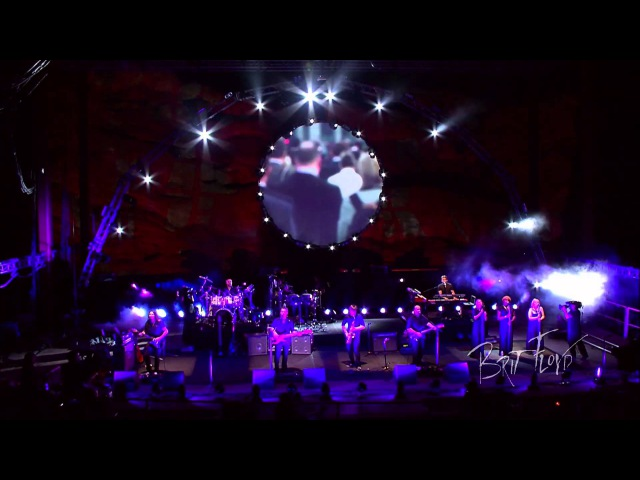 Brit Floyd - Live at Red Rocks The Dark Side of the Moon Side 2 of Album