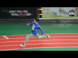 [BANGTAN BOMB] a 400-meter relay race @ 2016 설특집 아육대
