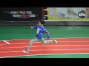 BANGTAN BOMB BTS 방탄소년단 a 400 meter relay race @ 2016 설특집 아육대