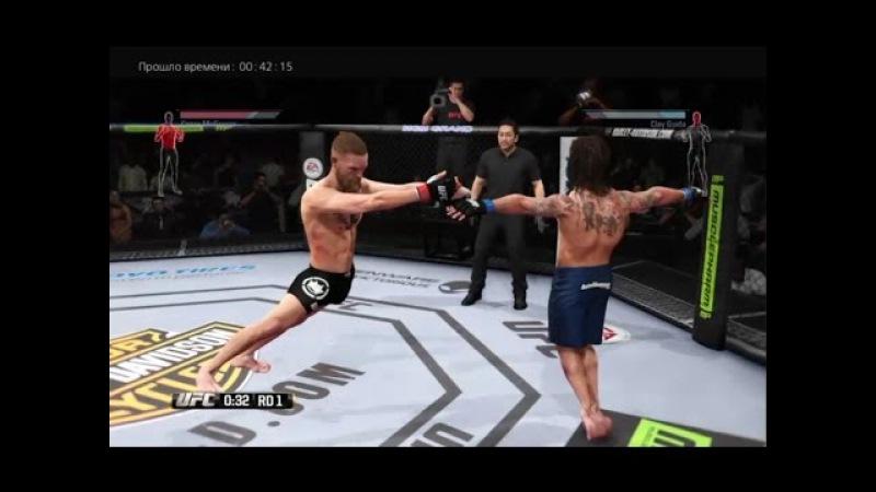 Жёсткий Баг в UFC Дикий Смех Чайки Амирана