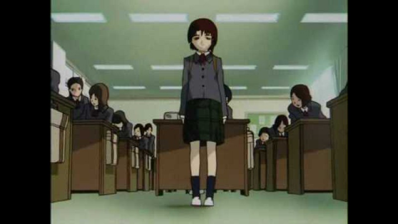 Serial Experiments Lain AMV - Youth of the Nation