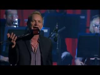 Sting. Desert Rose. Live in Berlin 2010.