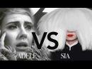 Спой со мной 23 - Если бы Sia спела Adele Hello - Фрагмент курса24