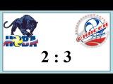 15 тур Нова - Енисей (2-3) Чемпионат России по волейболу 2016