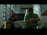 Баста - Моя Игра клип на Grand Theft Auto San Andreas
