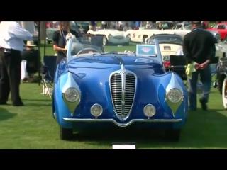 Выставка самых редких ретро автомобилей