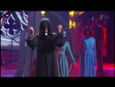 М. Галкин в трёх ролях в сцене из мюзикла НОТР-ДАМ ДЕ ПАРИ!