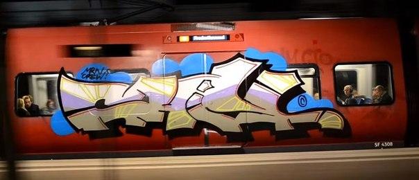 Copenhagen graffiti