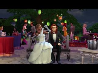 The Sims 4 Домашний кинотеатр - Уже в продаже!