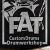 FAT CUSTOM DRUMS & Drumworkshop