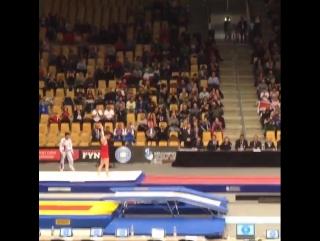 Победа сборной России на ЧМ по прыжкам на батуте