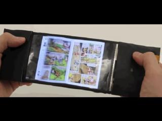 Первый рабочий прототип гнущегося смартфона