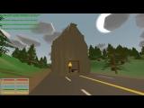 Unturned - Дом на колесах!