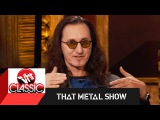 That Metal Show John Petrucci, Geddy Lee That After Show