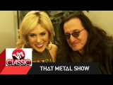 That Metal Show Rush's Geddy Lee Behind the Scenes