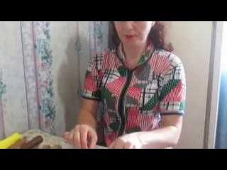 Листочки для цветов канзаши / 1 часть / Green Leaf for Flowers Fabric