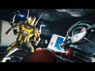 Человек-муравей (2015) | Русский Трейлер 2