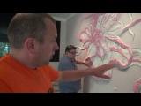Секрет отделки стен  Барельеф , Мастер класс от Алексея Пименова клип - 2 wall relief decoration