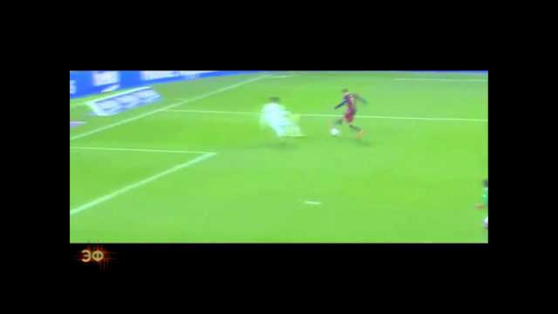 Barcelona vs Villanovense • Sandro Ramírez backheel assist