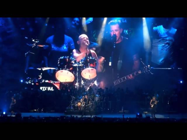 METALLICA - Turn the Page [live in St.Petersburg, Russia 2015] [MultiCam mix]
