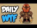 Dota 2 Daily WTF - Try to kill me