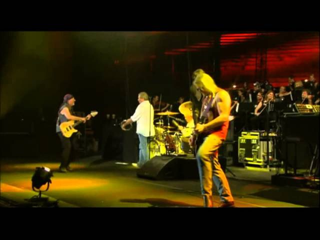 Deep Purple - Smoke On The Water LIVE HD 1080p