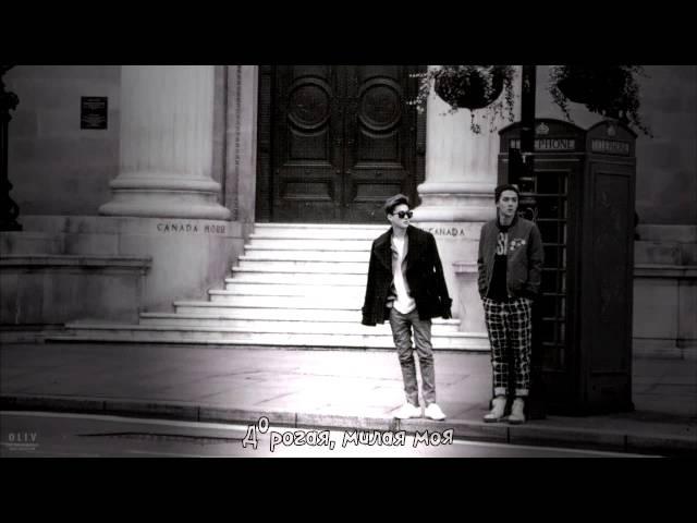 EXO-K - Lady Luck (рус. саб)