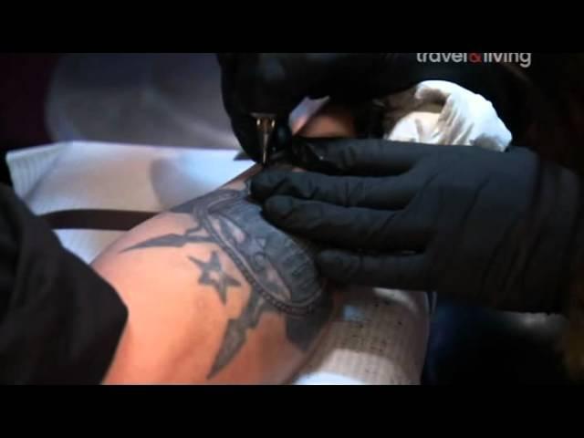 Лемми Motörhead (Лос Анджелесские Чернила)