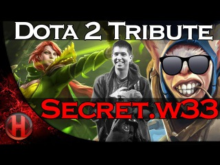 Dota 2 - A Tribute to Secret.w33