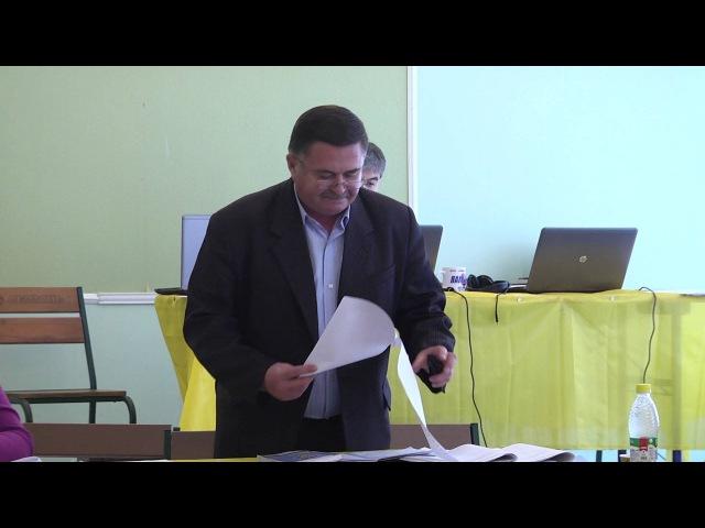 Переконлива перемога Анатолія Іванова на виборах 2015 року