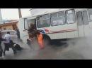 Гастарбайтер спас пассажиров автобуса от кипятка (новости)