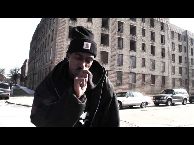 Big Hook Survival of the Fittest ChiRaq Chicago Underground Rap