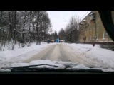 Зкзаменационный маршрут №1 ГИБДД Щелково