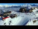 Сочи Адлер Красная Поляна Роза Хутор Новый Год 2016 Sochi 2016 с квадрокоптера