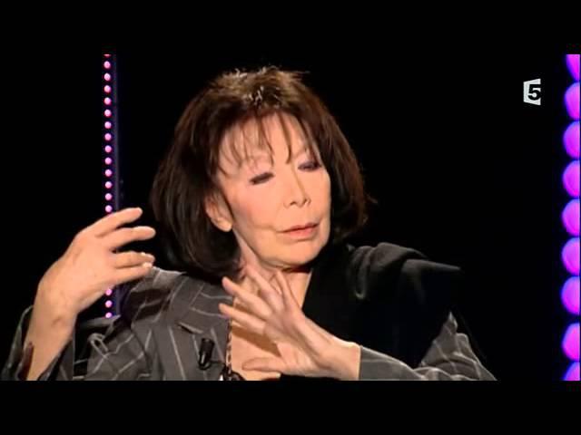 La Traversee Du Miroir_Juliette Greco, Thomas Dutronc