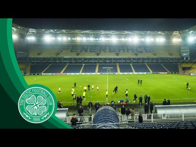 Celtic FC Тренировка на Шюкрю Сарачоглу