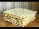 Домашний торт наполеон рецепт