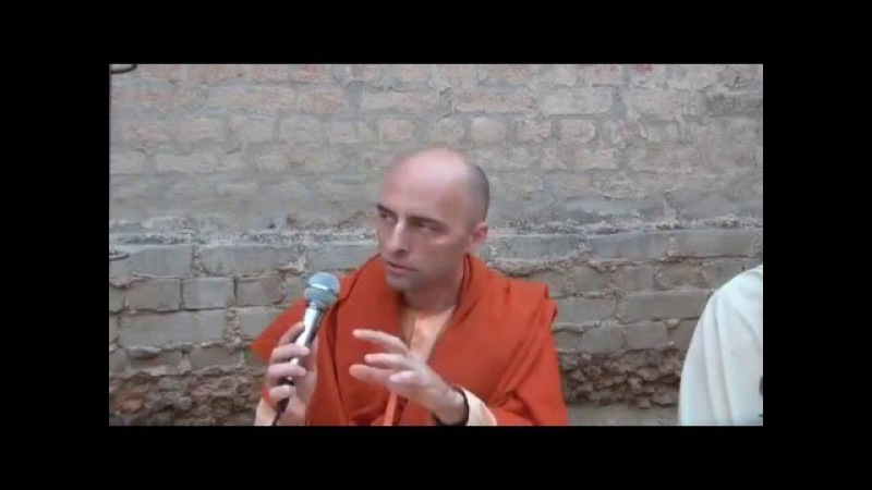 Ватсала дас - Катха о Шриле Рупе Госвами и Шриле Дживе Госвами - 13.11.2015