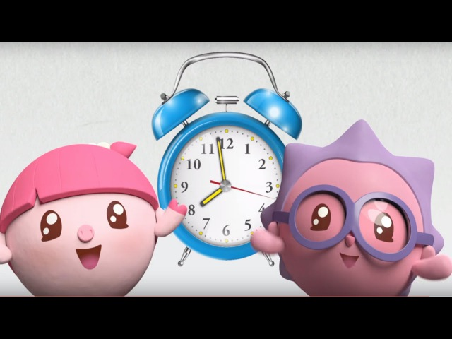 Малышарики - Солнышко - серия 8 - обучающие мультфильмы для малышей 0-4