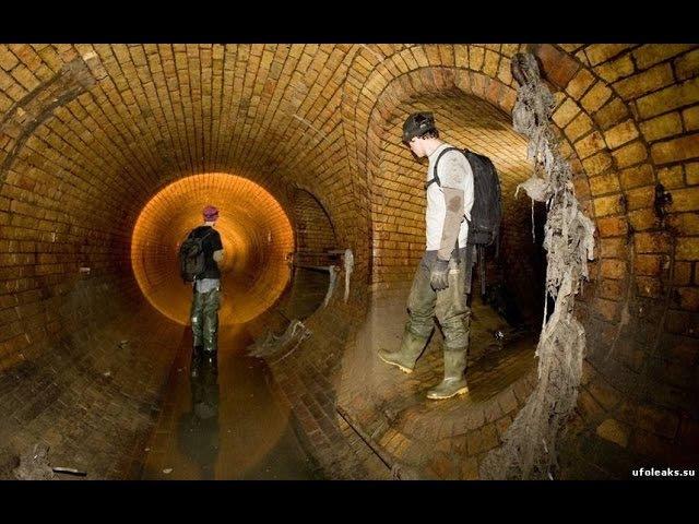 Подземные города. Тайны Советских подземелий