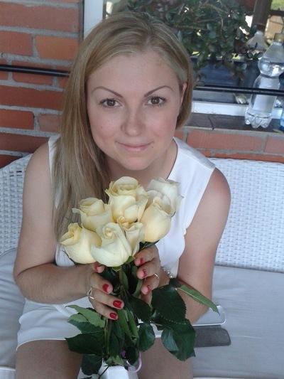 Настена Рябева