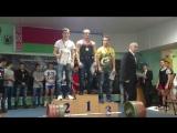 Чемпионат Брестской области по пауэрлифтингу!