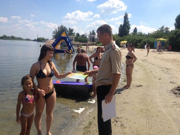 В Голій Пристані 31 травня буде відкрито міський пляж