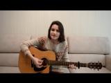 Shri - Lanka  Мой друг дурак (  Acoustic cover кавер Lina Light )