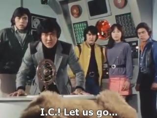 Denshi Sentai Denjiman episode 51 (Final) (english subbed)