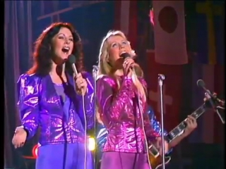 ABBA - Kisses Of Fire, Lovers Live A Little Longer (1979)