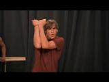 Как научится танцевать?Урок от Биг Тайм Раш