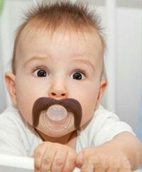 Смешные соски для малышей
