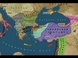 История Византии на карте